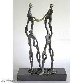 Luxe relatiegeschenken van Artihove - Een handdruk van goud - 018908MSLQ