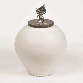 Luxe relatiegeschenken van Artihove - Urn samen op de voorste golf - 019369MKP