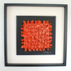 Luxe relatiegeschenken van Artihove - Cristina villalba, naturaleza naranja - CVIM000023