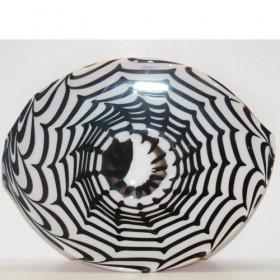Luxe relatiegeschenken van Artihove - Loranto, schaal zwart/wit - LORM001005