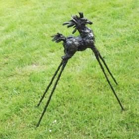 Luxe relatiegeschenken van Artihove - Paard op hoge benen - ROBM001001