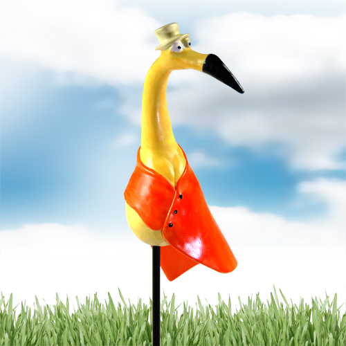 Luxe relatiegeschenken van Artihove - Geschenk Vreemde vogel - 017938MKP kopen van Artihove   tuinvogels - 017938MKP